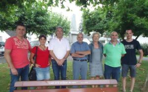 Read more about the article Inauguration du parcours des bancs publics