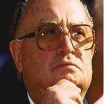 Nelson Paillou - Président du Comité National Olympique et Sportif Français 1982-1993
